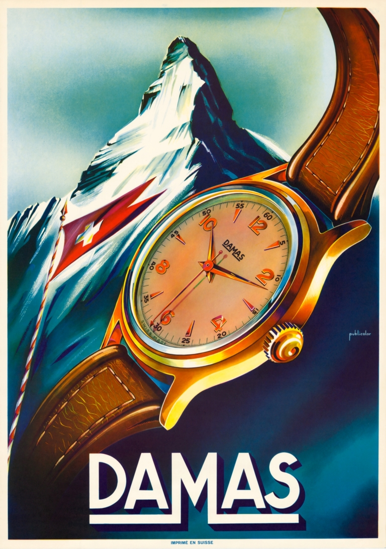 Damas 1950, collection MIH