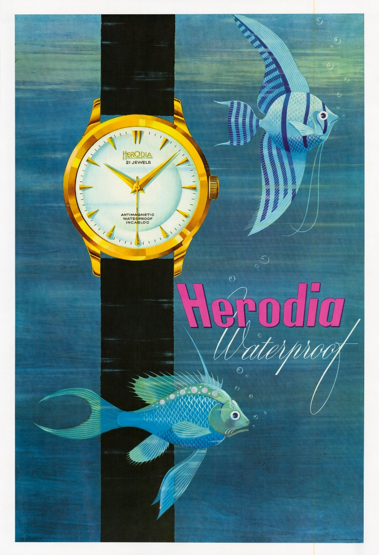 Herodia 1958, collection MIH