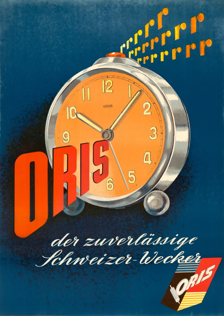Oris 1942, collection MIH
