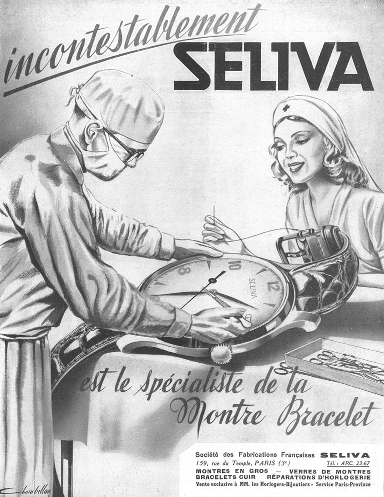 Seliva 1948, collection MIH