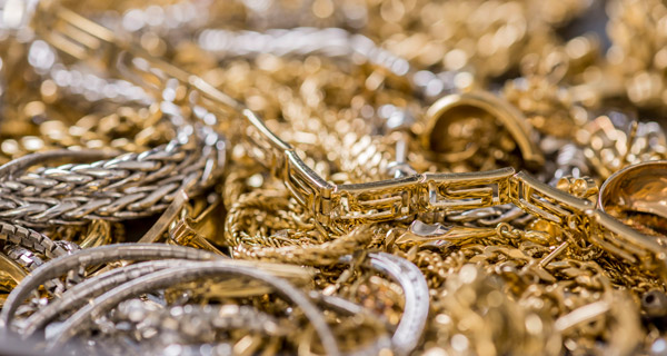 Physisches Gold